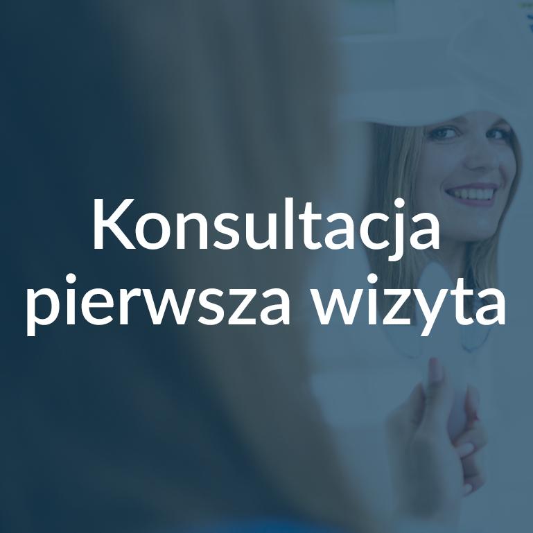 Konsultacja - pierwsza wizyta Białystok